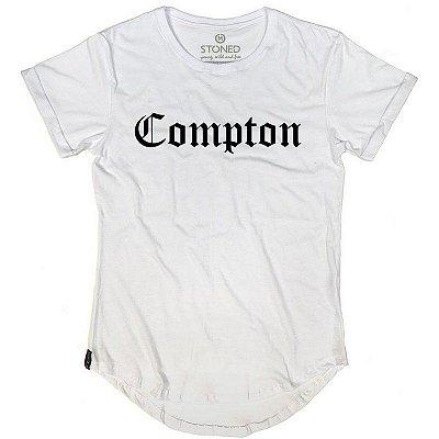 Camiseta Longline Compton