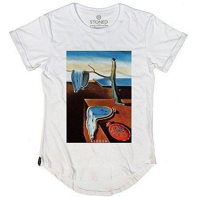 Camiseta Longline Dali