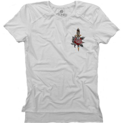 Camiseta Longline Gold Angel