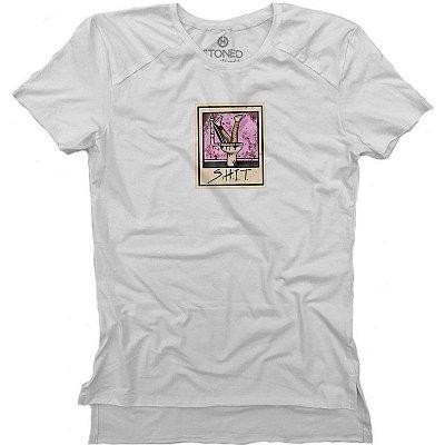 Camiseta Longline Gold Trainspotting