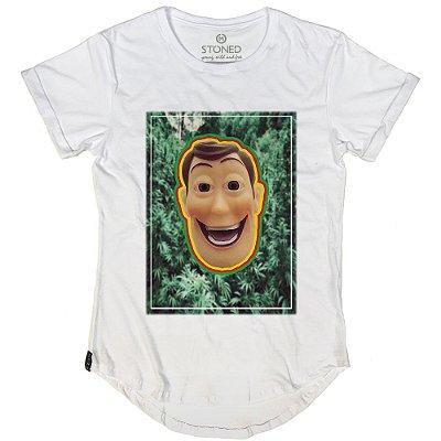 Camiseta Longline High Woody