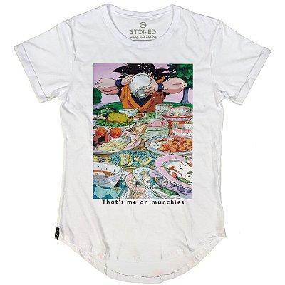 Camiseta Longline Larica