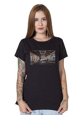 Camiseta Feminina Cuba Libre