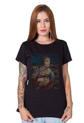 Camiseta Feminina Dama&Dog
