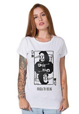Camiseta Feminina Death to Decaf