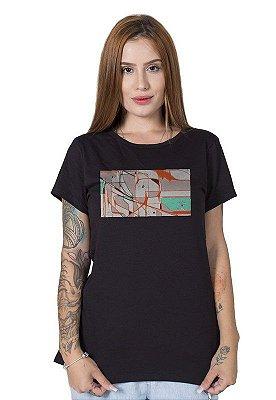 Camiseta Feminina ElBlod