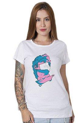 Camiseta Feminina Fuck Covid