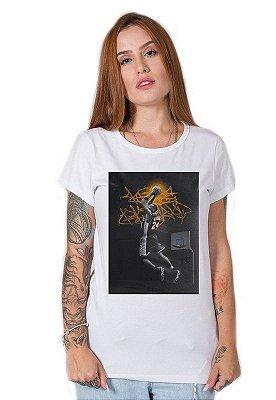 Camiseta Feminina Kobe Bryant