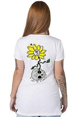 Camiseta Feminina Life is a Circle