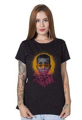 Camiseta Feminina Open Your Eyes