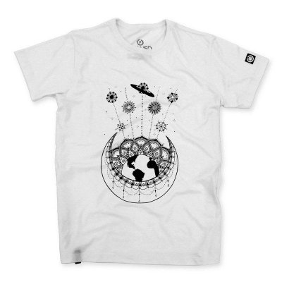 Camiseta Masculina Cosmos