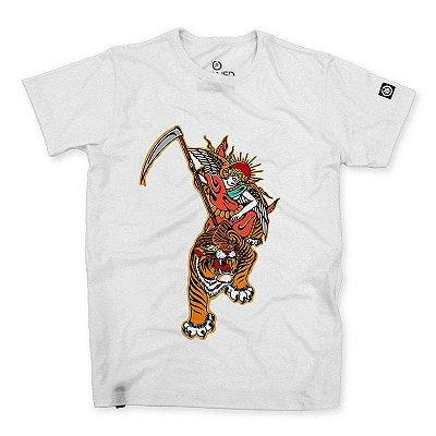 Camiseta Masculina God Tiger