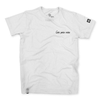 Camiseta Confort Gols Pela Vida