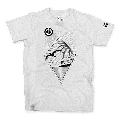 Camiseta Masculina Ilha do Sol