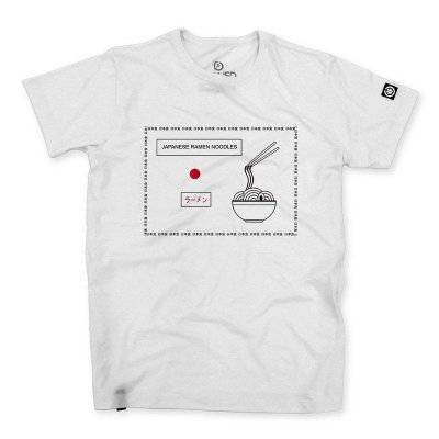 Camiseta Masculina Japanese Ramen