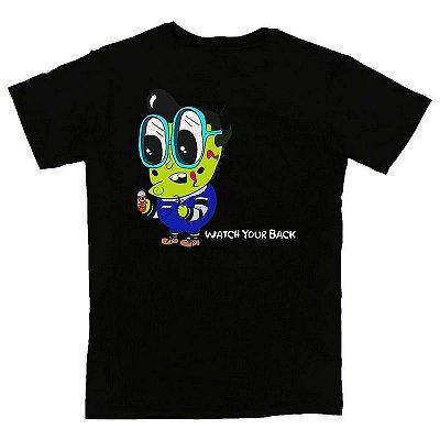 Camiseta Confort Olho Gordo