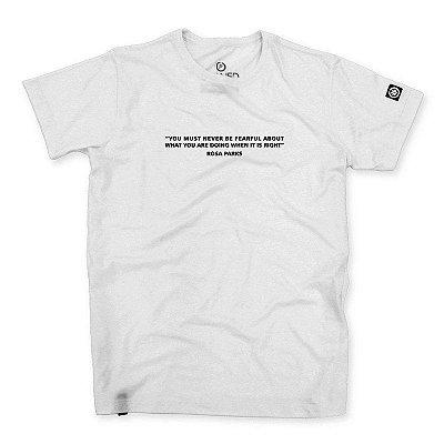Camiseta Confort Rosa Parks