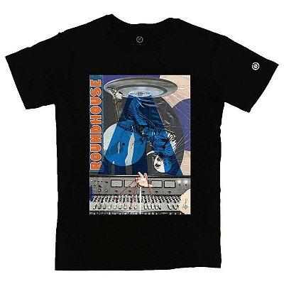 Camiseta Masculina Roundhouse
