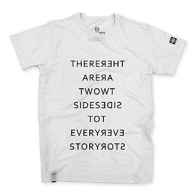 Camiseta Masculina Two Sides