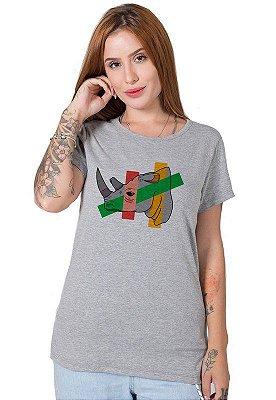 Camiseta Feminina Rimponência
