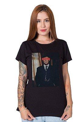 Camiseta Feminina Shelby