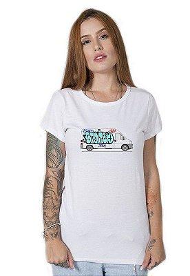 Camiseta Feminina Stoned Bomb