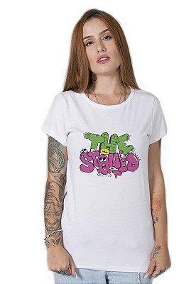 Camiseta Feminina The Stoned