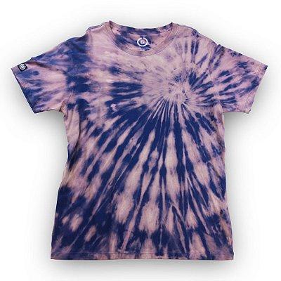 Camiseta Tie Dye Azul