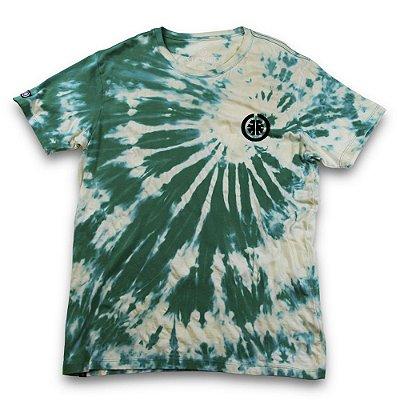 Camiseta Tie Dye Basic Verde