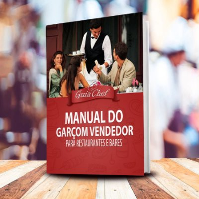 Manual do Garçom Vendedor
