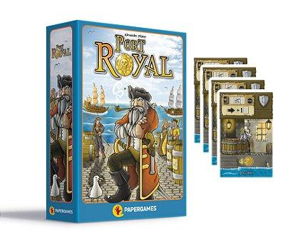 Kit Port Royal + Promo Jogador