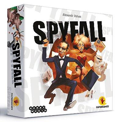 """Spyfall + Expansão """"Estádio de Hóquei no Gelo"""" Grátis!"""