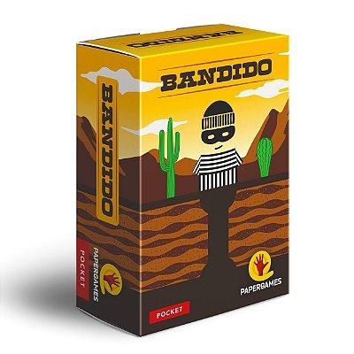 """Bandido + Promo """"Missão Impossível"""""""