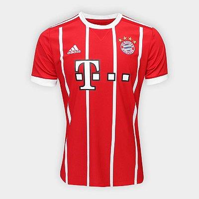 Camisa Adidas Bayern de Munique 2017/18