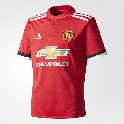 Camisa Adidas Manchester United 2017/18