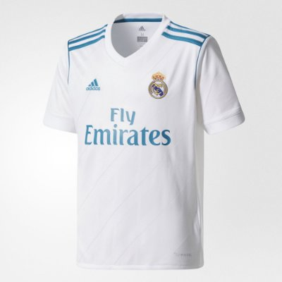 Camisa Adidas Real Madrid 2017/18