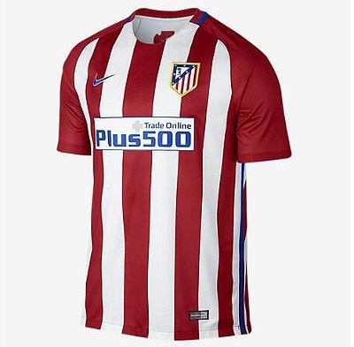 Camisa Nike Atlético de Madrid 2016/17