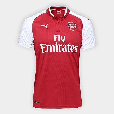 Camisa Puma Arsenal 2017/18