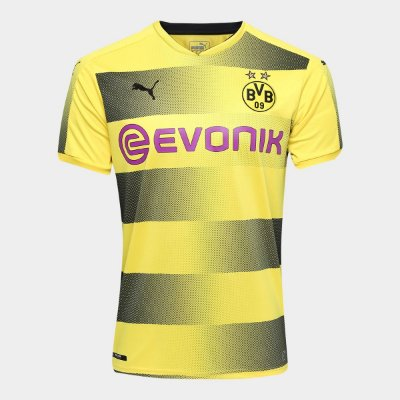 Camisa Puma Borussia Dortmund 2017/18