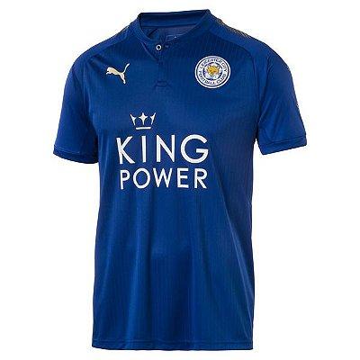 Camisa Puma Leicester 2017/18