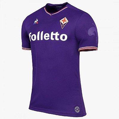 Camisa  Le Coq Sportif Fiorentina 2017/18