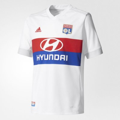 Camisa Adidas Lyon 2017/18