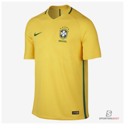 Camisa Nike Seleção Brasil Home 16