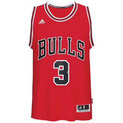Camiseta Regata NBA Adidas Chicago Bulls