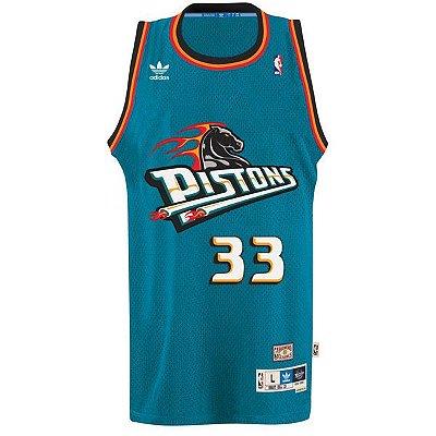 Camiseta Regata NBA Adidas Detroit Pistons