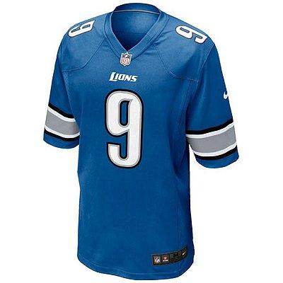 Camisa Futebol Americano Nike Detroit Lions