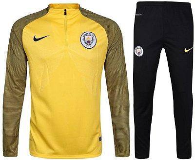 KIT Treinamento Oficial Nike Manchester City