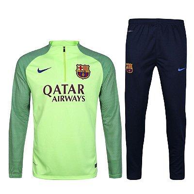 KIT Treinamento Oficial  Nike Barcelona