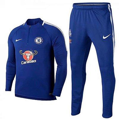 KIT Treinamento Oficial Nike Chelsea