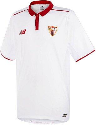Camisa New Balance Sevilla 2016/17